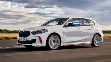 BMW 128ti: pronta a fornire un'esperienza di guida unica