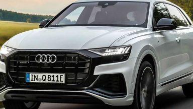 Audi Q8: ecco la nuova Hybrid Plug-In TFSIe quattro