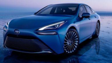 Nuova Toyota Mirai: arriverà finalmente a dicembre 2020
