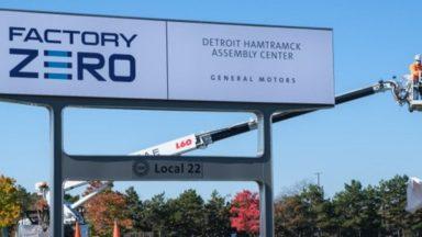 GM: nasce la Factory ZERO per la realizzazione di auto EV