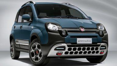 Fiat Panda: il restyling in occasione del 40° compleanno