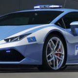 La Polizia in Lamborghini a 230 km/h per una giusta causa