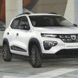 Dacia Spring Electric: ecco tutte le informazioni da sapere