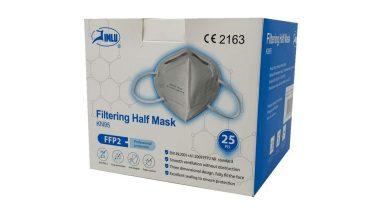 Mascherine FFP2: pacco da 25 a soli 6,88€