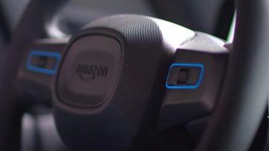 Amazon presenta il suo primo veicolo elettrico (video)