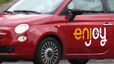 Non ci sarà il canone annuale per il Car Sharing a Roma
