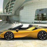 Ferrari SF90 Spider: 340 km/h en plein air