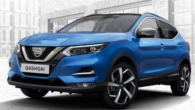 Nissan Qashqai: la nuova sarà ibrida e arriverà nel 2021