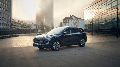 Kuga hybrid: si completa l'offerta green del SUV Ford