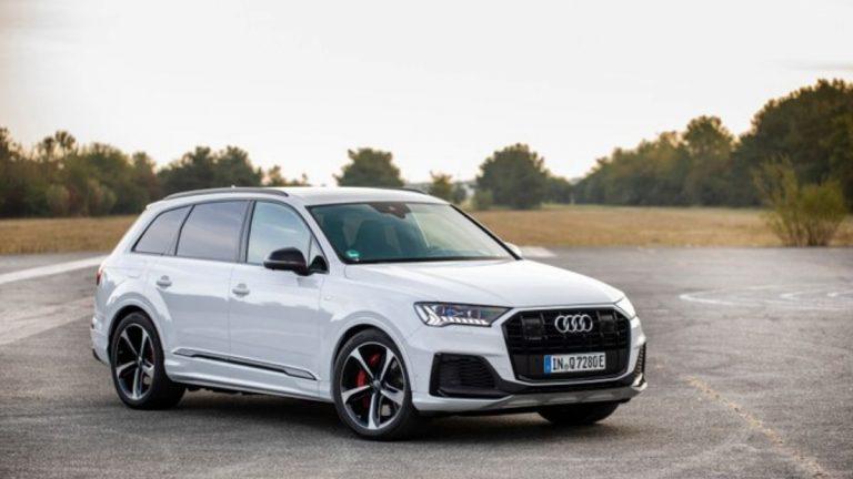 Audi Q7 TSFIe