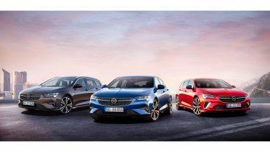 Nuova Opel Insignia: più pulita e tecnologica a 34.500 euro