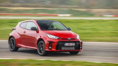 Toyota Yaris GR: sapore di rally a 39.900 euro