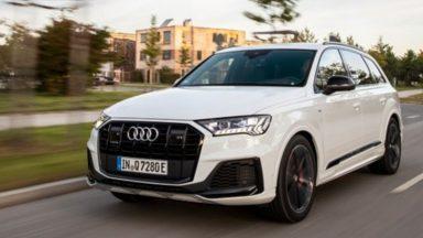 Audi Q7 TFSIe: con la nuova batteria, consumi CO2 ridotti