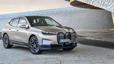 BMW: Vision iNEXT diventa iX, in arrivo a fine 2021