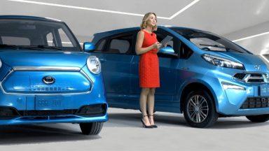 Kandi: la piccola auto elettrica cinese da meno di 8000 $