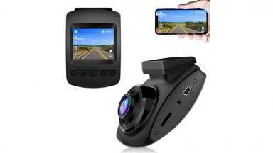 Dash Cam Full HD CHORTAU ad un super prezzo su Amazon