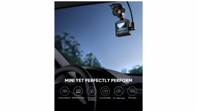 Mini Dash Cam AUKEY