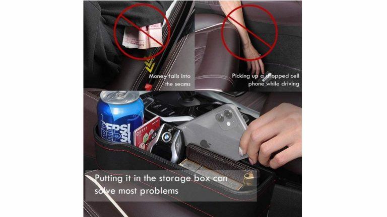 Portaoggetti da auto smart
