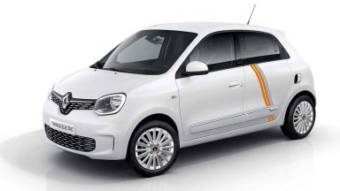 Nuova Twingo Electric, l'auto ideale per la città