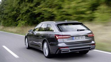 Audi si adegua alla normativa Euro 6d per i motori TDI e TFSI