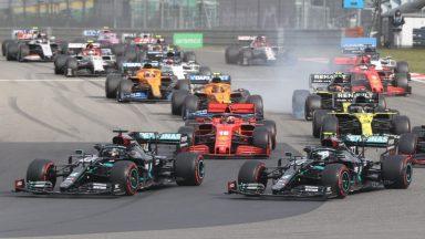 F1: gli orari TV del GP di Turchia 2020