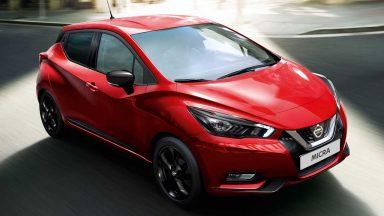 Nissan Micra Model Year 2021, nuovi allestimenti e dotazioni
