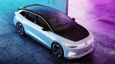 Volkswagen amplia la gamma elettrica con la ID Aero