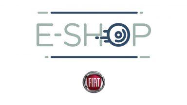 e-Shop: arriva l'e-commerce di Fiat Chrysler Automobiles