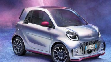 Smart: è in cantiere lo sviluppo di un SUV elettrico