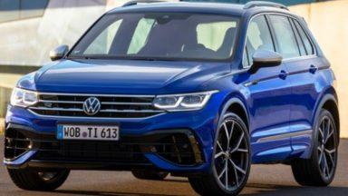 Volkswagen Tiguan R: 320 CV di pura potenza anche da noi