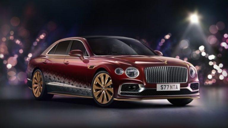 Bentley Babbo Natale