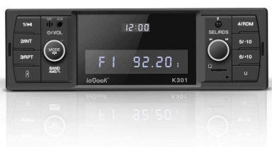 Autoradio Bluetooth Stereo da 60W a meno di 28€ su Amazon!