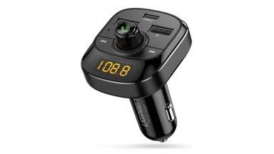 Trasmettitore FM Bluetooth UGREEN a meno di 16 euro
