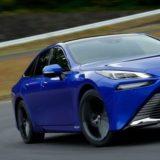 Toyota Mirai Fuel Cell: green al 110%... e anche più
