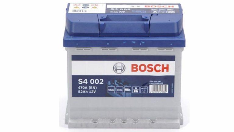 Bosch batteria auto