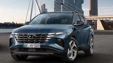 Presentata oggi la Nuova Hyundai Tucson 2021