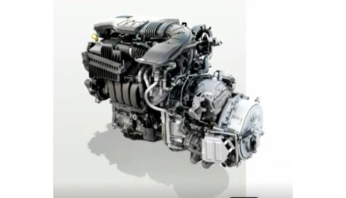 Megane E-TECH Hybrid motore