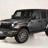 Jeep Wrangler 4xe: al debutto la versione ibrida Plug-In