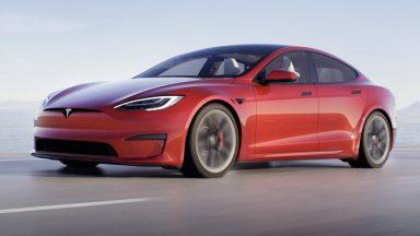 Tesla annuncia le nuove Model S 2021: prezzi e novità