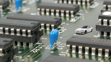 Tesla, vicino un accordo con Samsung sui chip da 5nm