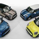 MINI 3 porte, MINI 5 porte, MINI Cabrio: le novità 2021