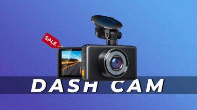 Dash Cam APEMAN: prezzo scontato con questo coupon (-10%)