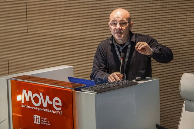 Roberto Cingolani, precedentemente Direttore Scientifico IIT