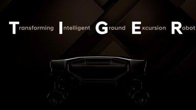 TIGER X-1, la futura mobilità immaginata da Hyundai