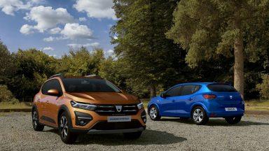 Nuova Dacia Sandero: la promozione di febbraio 2021