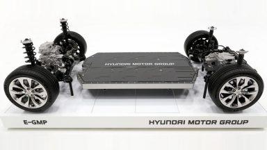 La prima Apple Car si baserà su E-GMP di Hyundai