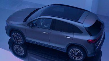 Mercedes EQA, ecco i prezzi per l'Italia
