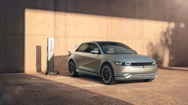Hyundai Ioniq 5: la nuova crossover a propulsione elettrica