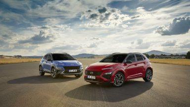 Nuova Hyundai Kona: in arrivo la versione restyling