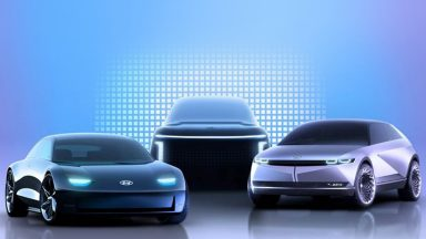 Anche Hyundai scommette tutto sull'elettrico